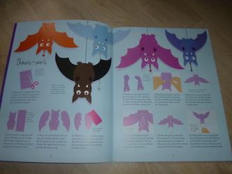 Livres d'activités monstres Usborne 3