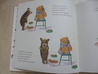 Un ours à ma table 1
