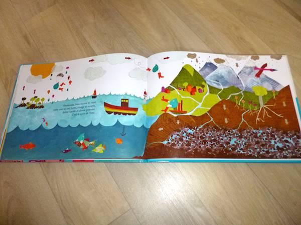 livre jeunesse - Cycle eau 1