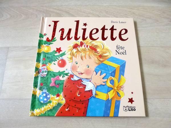 Juliette Fete Noel Doris Lauer Liyah Fr Livre Enfant