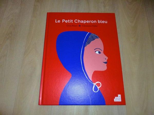 Histoire pour enfant - Le petit chaperon bleu