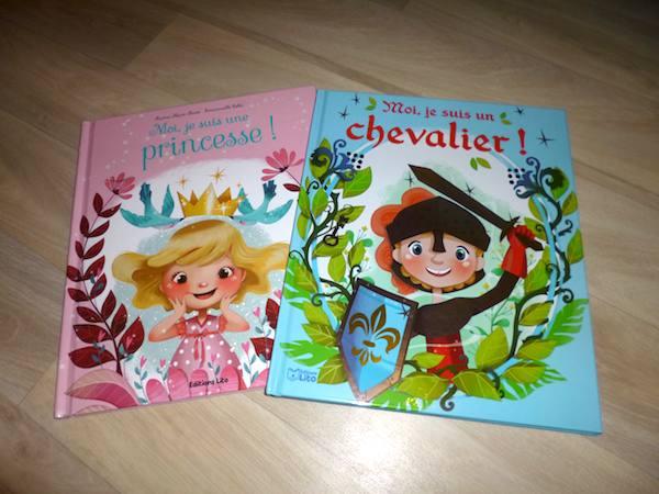 Histoires pour enfants - Princesse et chevalier