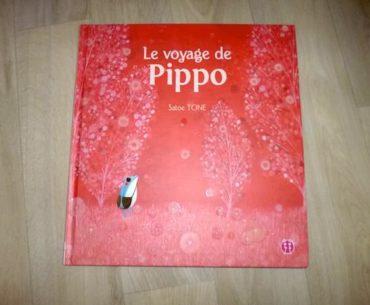 Livre jeunesse - Le voyage de Pippo