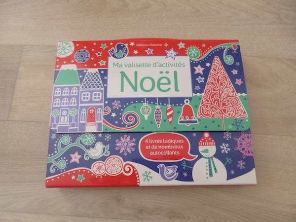 Livres d'activités - Valisette Noel