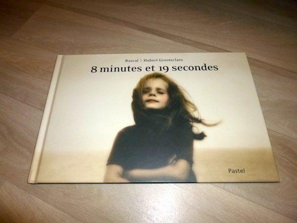 Livre jeunesse - 8 minutes et 19 secondes