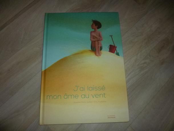 Livre jeunesse - Laissé mon ame au vent