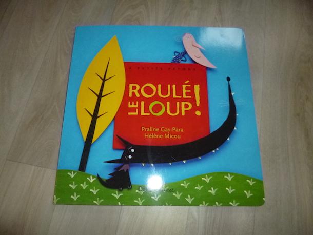 Livres pour enfants - Loup 1