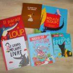 Livres pour enfants - Loup