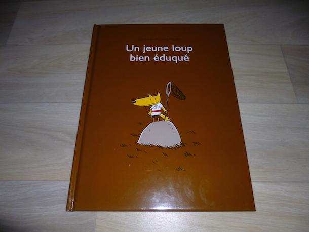 Livres pour enfants - Loup 3