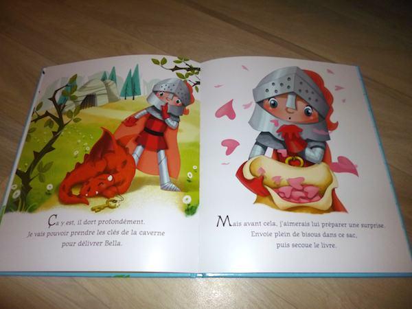 Princesse et chevalier 1