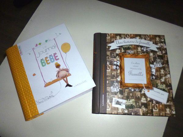 livre naissance Journal bébé famille