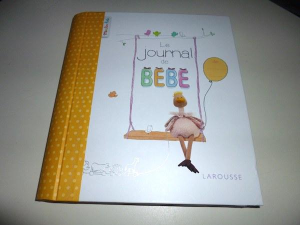Journal bébé