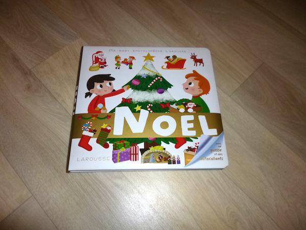 livre pour enfant Noel - Larousse