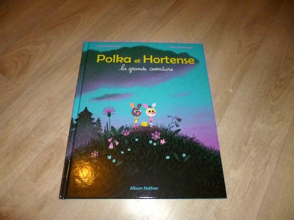Histoire pour enfants Polka et Hortense
