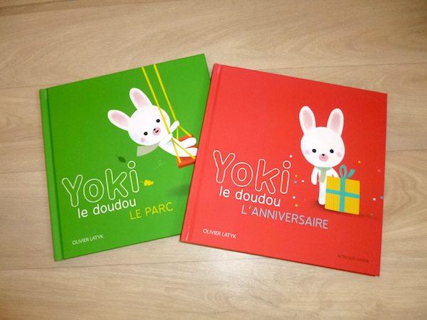 Histoires pour enfants Yoki