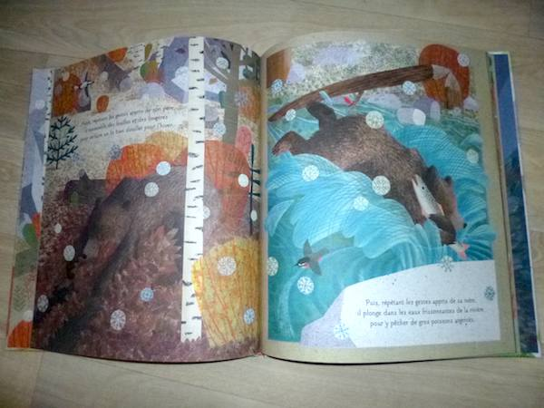 Les 4 saisons d'un ours 3