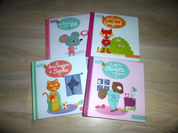 Livres bébés Tous au lit