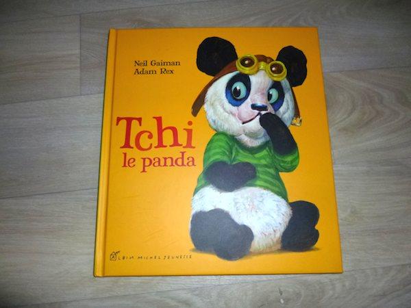 Histoire pour enfants Tchi le panda
