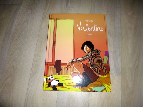 BD pour adolescents Valentine 5