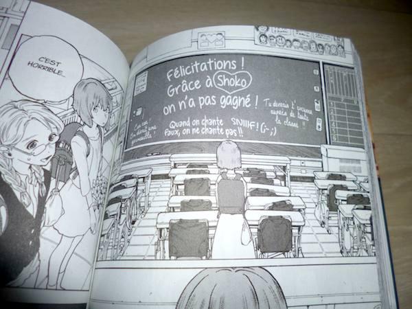Manga shonen A silent voice 2