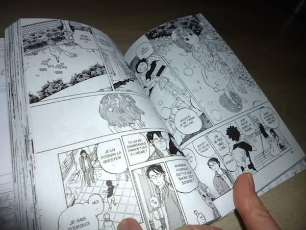 Manga shonen A silent voice