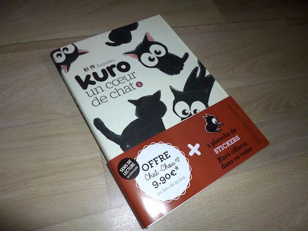 Manga - Kuro