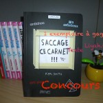 Saccage ce carnet concours