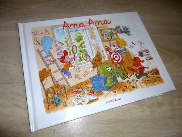 Bande dessinée pour enfants Ana Ana