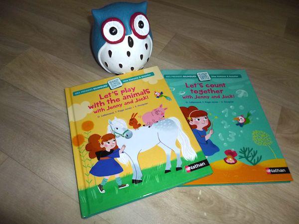 Histoires pour enfants Jenny and Jack