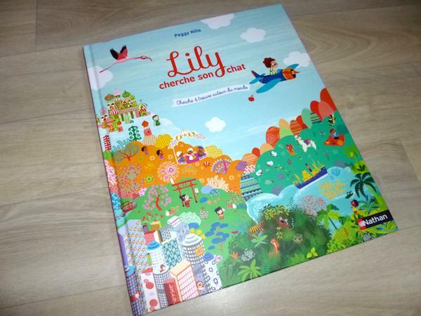 Livre enfants Lily cherche son chat
