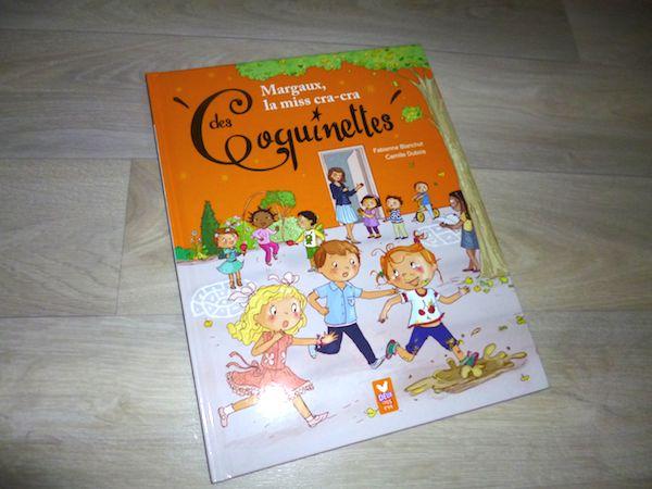 Histoire pour enfants Margaux coquinette