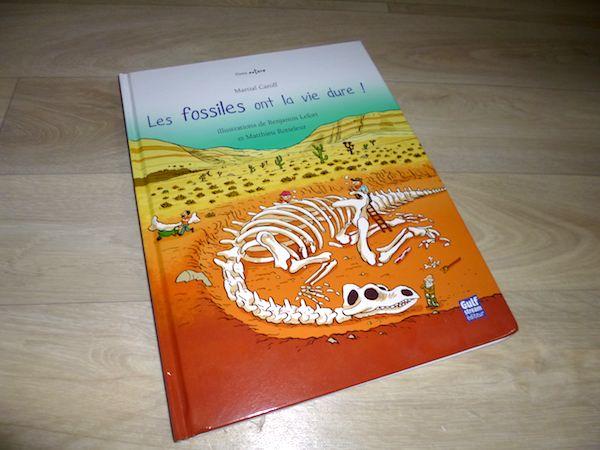 Documentaire pour enfants Les fossiles ont la vie dure