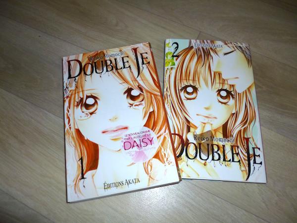 Manga shojo Double je