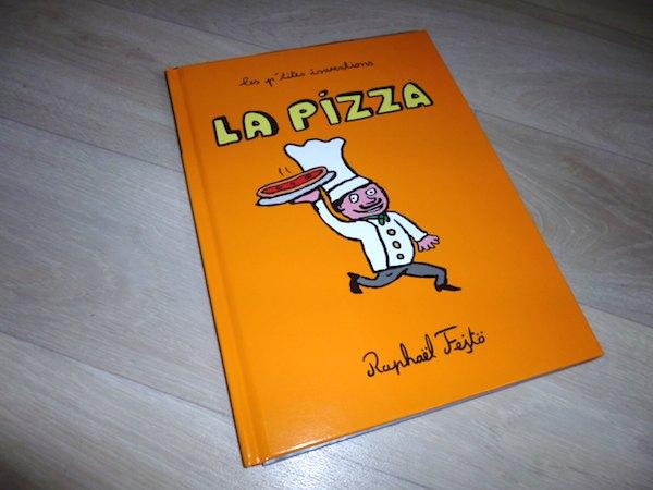 La pizza rapha l fejt livre enfant manga shojo bd livre pour ado livre - Livre de cuisine pour ado ...