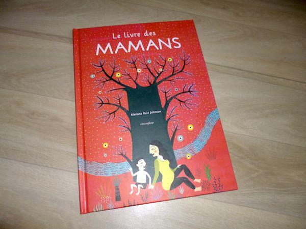 Livre pour enfants Le livre des mamans