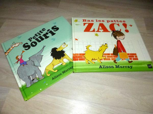 Histoires pour enfants Petite souris Zac