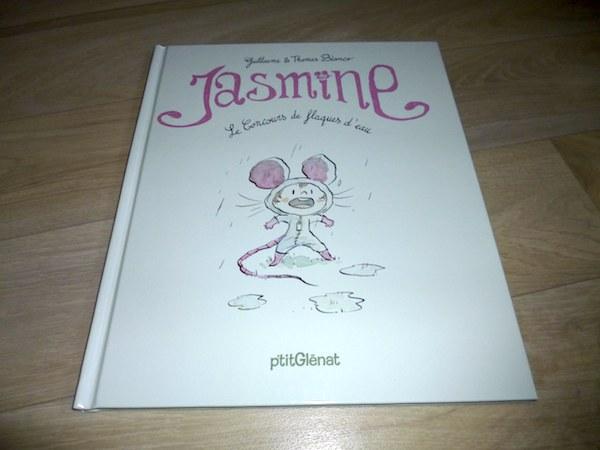 Histoire pour enfants Jasmine