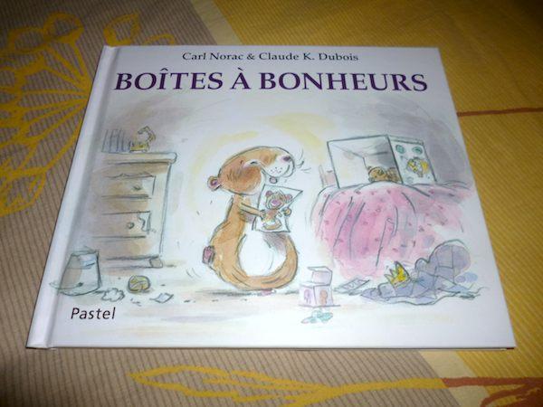 Histoire pour enfants Boites a bonheurs