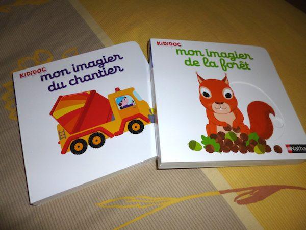 Mon Imagier Kididoc Liyah Fr Livre Enfant Manga