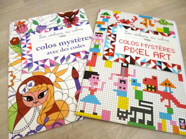 Coloriages magiques 7