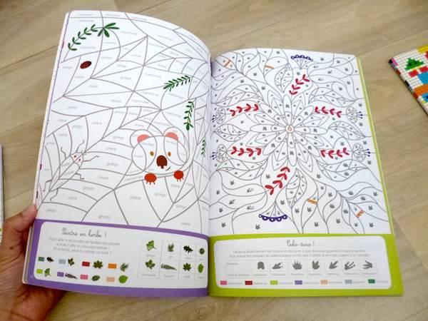 Coloriages magiques livre enfant manga shojo bd livre pour ado livre - Coloriage manga livre ...