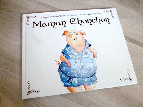 Histoire pour enfants Maman Chonchon