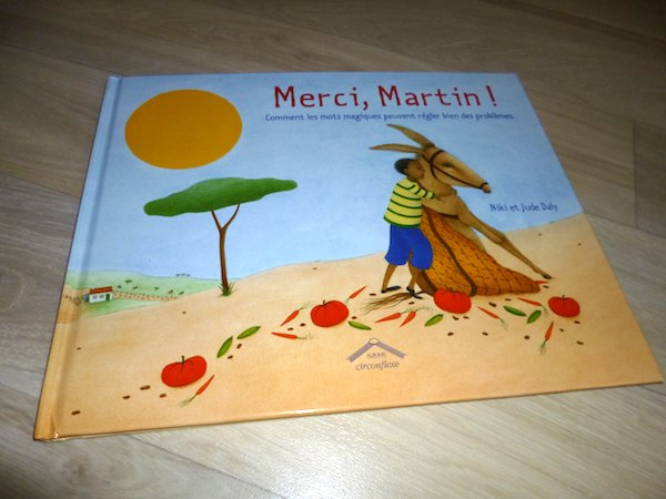 Histoire pour enfants - Merci Martin
