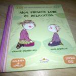 Premier livre relaxation