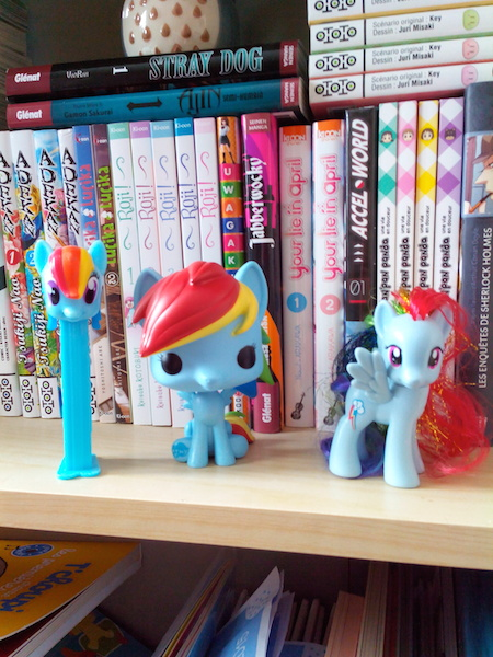 Kawaii Rainbow Dash