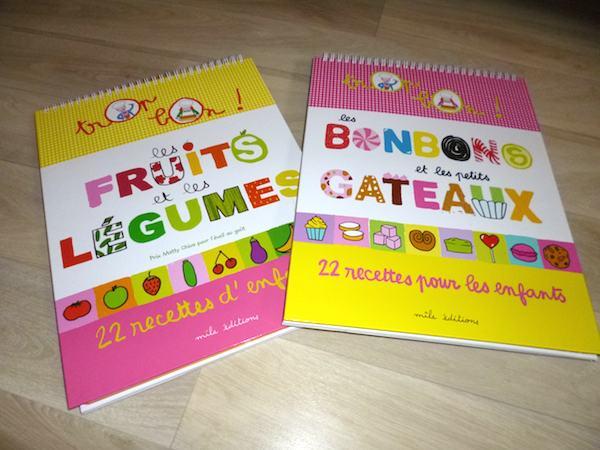 Livres de cuisine pour enfants Trop bon