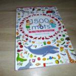 1500 mots ecole maternelle
