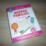 Agenda familial pocket