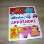 Imagier flap pour apprendre
