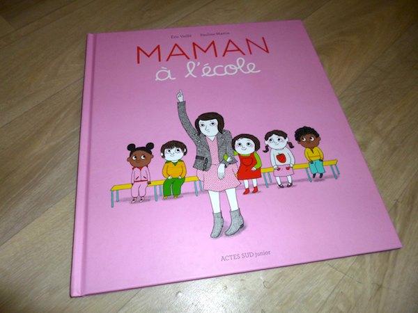 Histoire pour enfants Maman à l'école